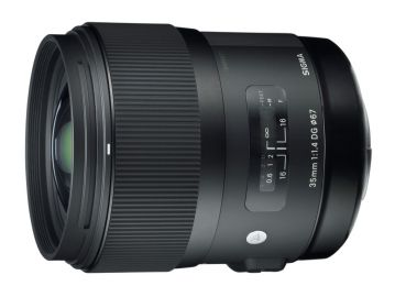 Sigma A 35 mm f/1.4 DG HSM / Pentax