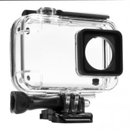 Redleaf Obudowa wodoodporna do kamer sportowych Xiaomi Yi 2 - czarny zatrzask