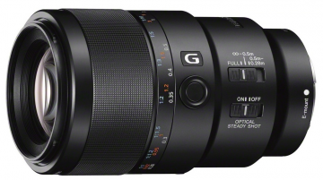 Sony FE 90 mm f/2.8 Macro G OSS (SEL90M28G.SYX)
