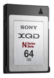 Sony XQD N 64GB 125MB/s