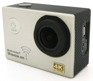 Easypix GoXtreme Vision 4K Ultra HD srebrna