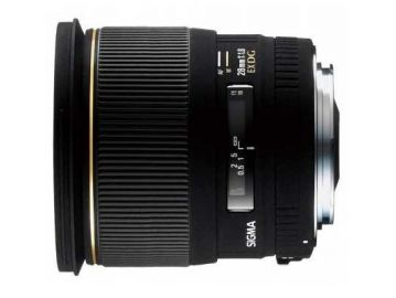 Sigma 28 mm f/1.8 DG EX ASP MACRO / Pentax