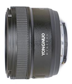 Yongnuo YN 50 mm f/1.8 N (mocowanie Nikon F)