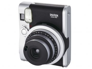 FujiFilm Instax Mini 90 Neo Classic czarno-srebrny