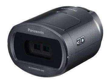 Panasonic VW-CLT1E-H konwersyjny 3D