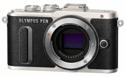 Olympus PEN E-PL8 czarny