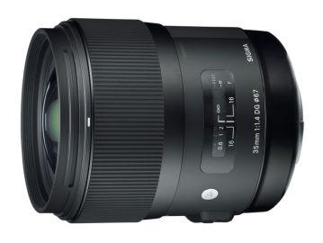 Sigma A 35 mm f/1.4 DG HSM / Nikon