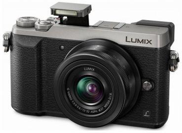 Panasonic LUMIX DMC-GX80 + ob. 12-32 srebrny