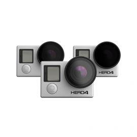 Polar Pro Zestaw 3 filtrów do GoPro