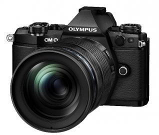 Olympus OM-D E-M5 Mark II czarny + ob. 12-100 czarny
