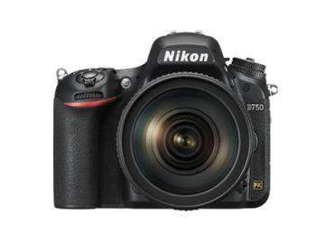Nikon D750 + ob. 24-120mm VR - Wymień stare na nowe i odbierz 750 zł rabatu