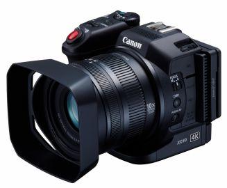 Canon XC10 4K -