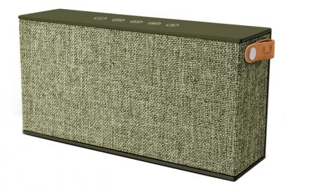 Fresh`n Rebel Bluetooth rockbox chunk fabrick edition army