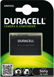 Duracell odpowiednik Sony NP-FH30/NP-FH50