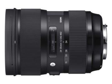 Sigma A 24-35 mm f/2.0 DG HSM / Nikon F