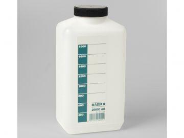 Kaiser Butelka na chemię 2000ml biała
