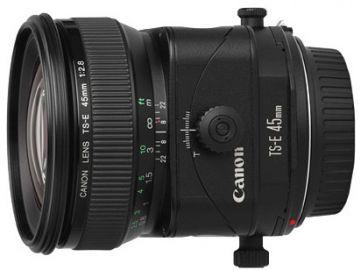 Canon TS-E 45 mm f/2.8 - Cashback 860 zł przy zakupie z aparatem!