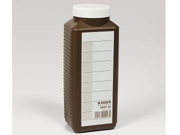 Kaiser Butelka na chemię 1000ml brązowa