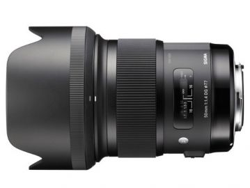 Sigma A 50 mm F1.4 DG HSM / Canon