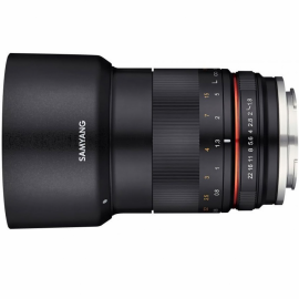 Samyang 85 mm f/1.8 MF ED UMC CS / Fuji X