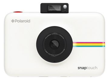 Polaroid Snap Touch LCD FullHD Video Biały