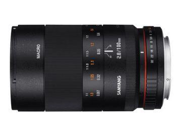 Samyang 100 mm f2.8 ED UMC MAKRO / Canon