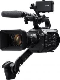 Sony FS7II + obiektyw 18-110 F/4