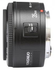 Yongnuo YN 35 mm f/2.0 C (mocowanie Canon EF)