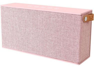 Fresh`n Rebel Bluetooth rockbox chunk fabrick edition różowy
