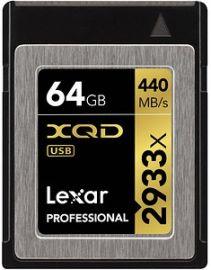 Lexar XQD 64 GB x2933 Pro