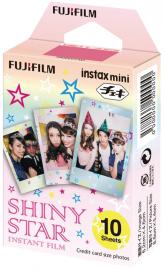 FujiFilm Instax Mini Star WW 1 (10x1/PK)