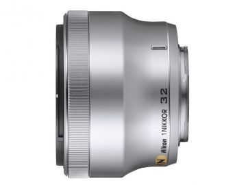 Nikon 1 Nikkor 32 mm f/1.2 srebrny