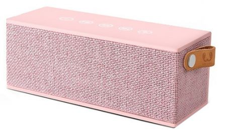 Fresh`n Rebel Bluetooth rockbox brick fabrick edition różowy