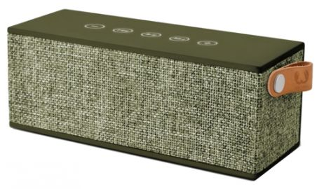 Fresh`n Rebel Bluetooth rockbox brick fabrick edition army