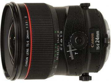 Canon TS-E 24 mm f/3.5L II - Cashback 1075 zł przy zakupie z aparatem!
