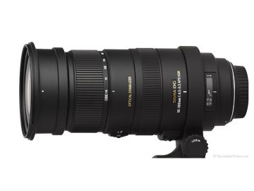Sigma 50-500 mm f/4.5-f/6.3 DG APO OS HSM / Nikon