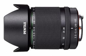Pentax HD DFA 28-105 mm F/3.5-5.6 ED DC WR