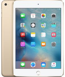 Apple iPad mini 4 128GB Wifi złoty