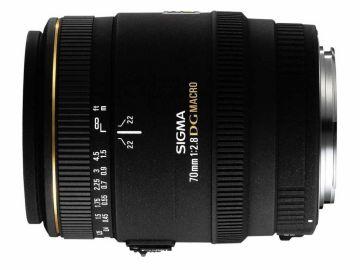 Sigma 70 mm f/2.8 DG EX MACRO / Canon