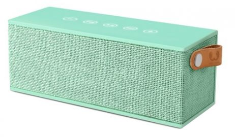Fresh`n Rebel Bluetooth rockbox brick fabrick edition miętowy