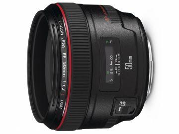 Canon 50 mm f/1.2 L EF USM -  Raty 12x0%! - Cashback 430 zł przy zakupie z aparatem!