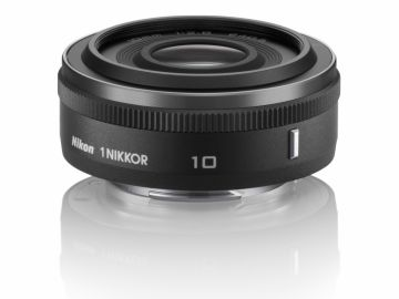 Nikon 1 Nikkor 10 mm f/2.8 czarny