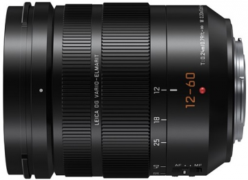 Panasonic Leica DG Vario-Elmarit 12-60 mm f/2.8-4 ASPH. POWER O.I.S.
