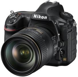 Nikon D850 + ob. Nikkor 24-120 mm f/4G ED VR PRZEDSPRZEDAŻ