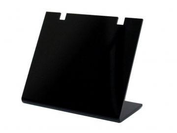 MODE stojak do łańcuszków i kolczyków czarny 15x12 cm