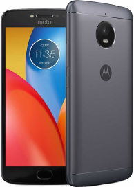 Motorola Moto E 4 Gen Plus, 3/16GB, DualSIM, Iron Gray