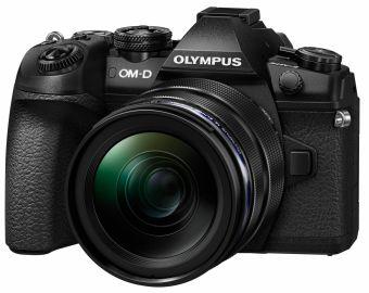 Aparat cyfrowy Olympus OM-D E-M1 Mark II + ob. 12-40 PRO