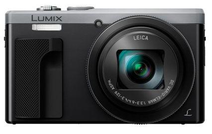 Panasonic LUMIX DMC-TZ80 srebrny