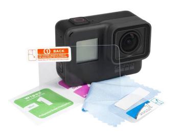 Redleaf Zestaw osłon na LCD i obiektyw do kamer sportowych GoPro Hero 5