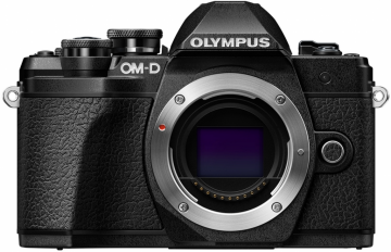 Olympus OM-D E-M10 Mark III body czarny
